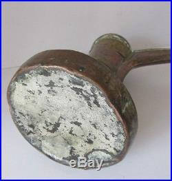 Superb Islamic Arabic Saudi Arabian Antique Copper & Brass Dallah Pot