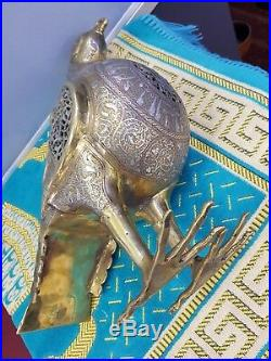 This is an ancient very rare bird. Islamic, Persian