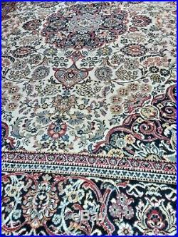 Very Large turkish Vintage Carpet 3.3m X 2.5 Metres Short Pile Woollen
