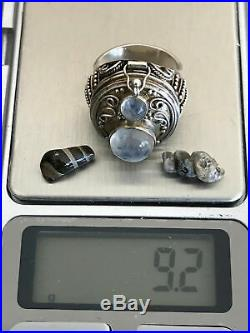 Vintage rohani irq alsawahil ring +