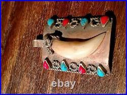 Wolf tooth protect Magic jinn 1225 Hijiri